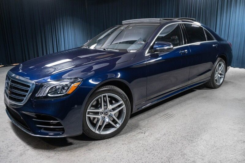 2020 Mercedes-Benz S-Class S 560 4MATIC® Sedan Scottsdale AZ