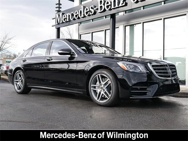 2020 Mercedes-Benz S-Class S 560 4MATIC® Sedan Wilmington DE