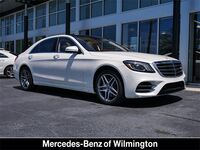 Mercedes-Benz S-Class S 560 4MATIC® Sedan 2020