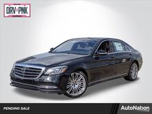 2020_Mercedes-Benz_S-Class_S 560_ Houston TX