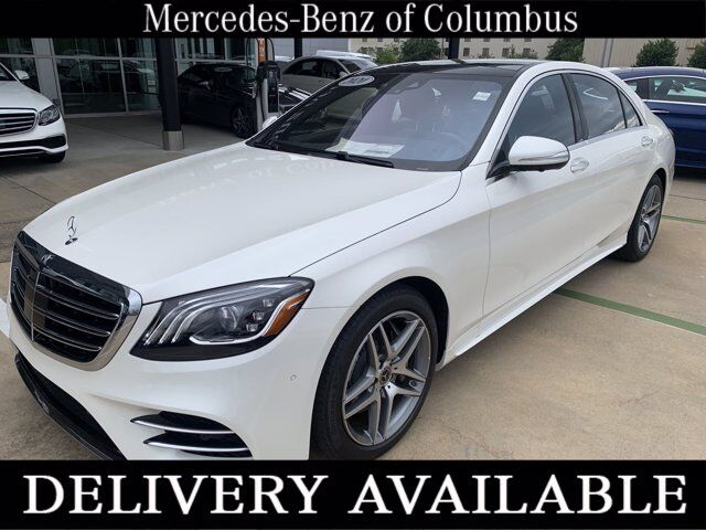 2020 Mercedes-Benz S 560 Sedan Columbus GA