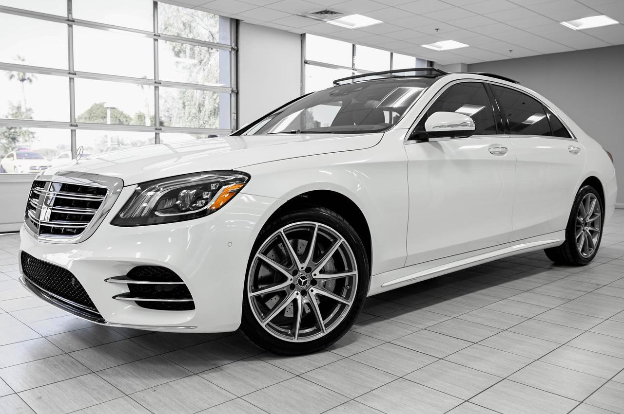 2020 Mercedes-Benz S-Class S 560 Sedan Peoria AZ