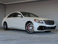 Mercedes-Benz S-Class S 63 AMG® 2020