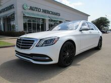 2020_Mercedes-Benz_S-Class_S450 4MATIC_ Plano TX