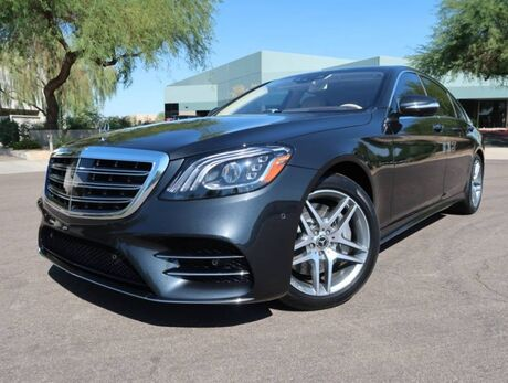 2020 Mercedes-Benz S560 4Matic Scottsdale AZ