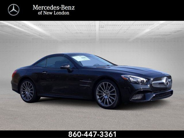 2020 Mercedes-Benz SL 450 New London CT