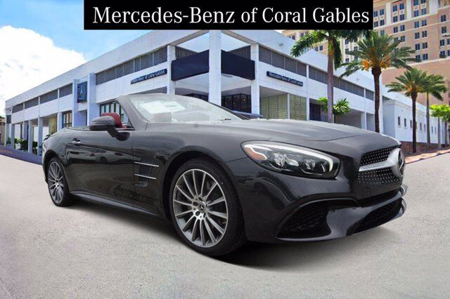 2020 Mercedes-Benz SL 450 Roadster Coral Gables FL