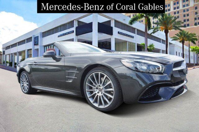 2020 Mercedes-Benz SL 450 Roadster LF059088