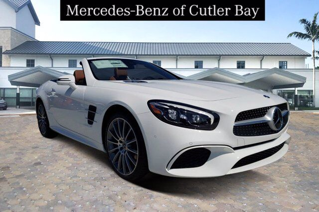 2020 Mercedes-Benz SL 450 Roadster Cutler Bay FL