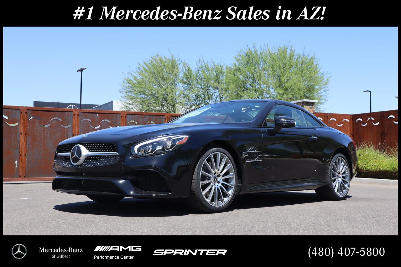 2020 Mercedes-Benz SL 450 Roadster Gilbert AZ