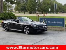 2020_Mercedes-Benz_SL_450 Roadster_ Houston TX