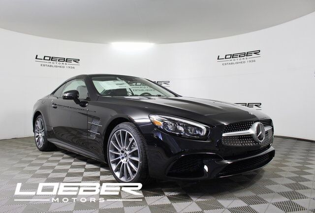 2020 Mercedes-Benz SL 450 Roadster Chicago IL