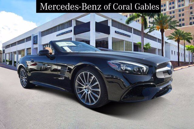 2020 Mercedes-Benz SL 550 Roadster Coral Gables FL