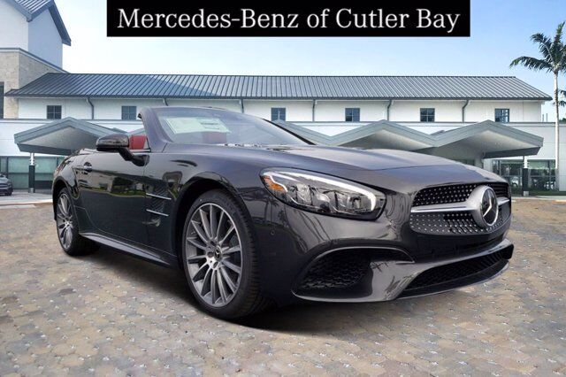 2020 Mercedes-Benz SL 550 Roadster LF061515 Cutler Bay FL