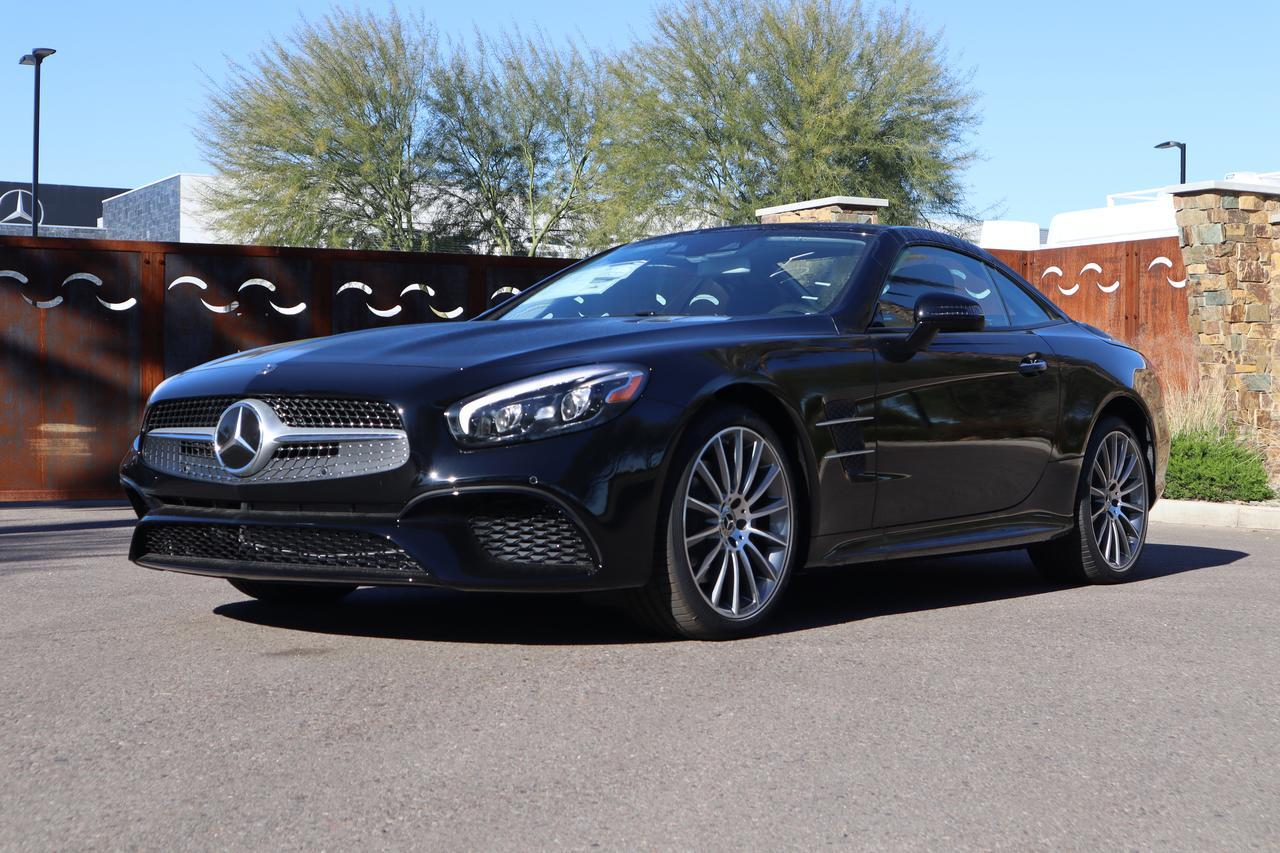 2020 Mercedes-Benz SL 550 Roadster Gilbert AZ