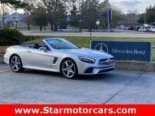 2020_Mercedes-Benz_SL_550 Roadster_ Houston TX