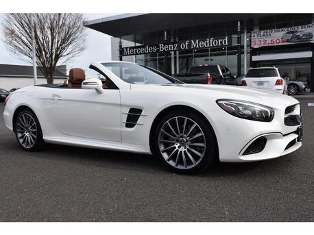 2020_Mercedes-Benz_SL-Class_450 Roadster_ Medford OR