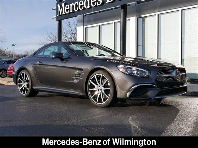 2020 Mercedes-Benz SL-Class 450 Roadster Wilmington DE