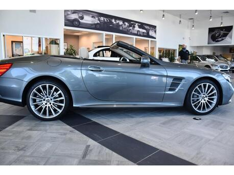 2020_Mercedes-Benz_SL-Class_550 Roadster_ Medford OR