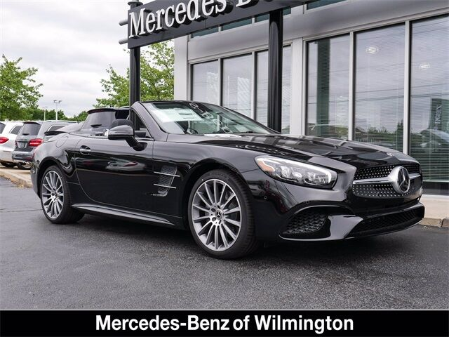 2020 Mercedes-Benz SL-Class SL 450 Roadster Wilmington DE