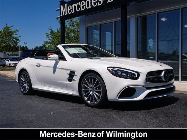 2020 Mercedes-Benz SL-Class SL 550 Roadster Wilmington DE