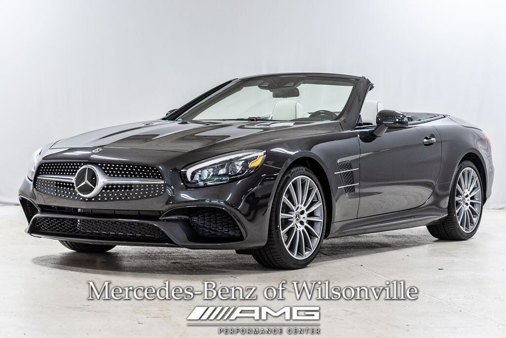2020 Mercedes-Benz SL-Class SL 550 Roadster Wilsonville OR