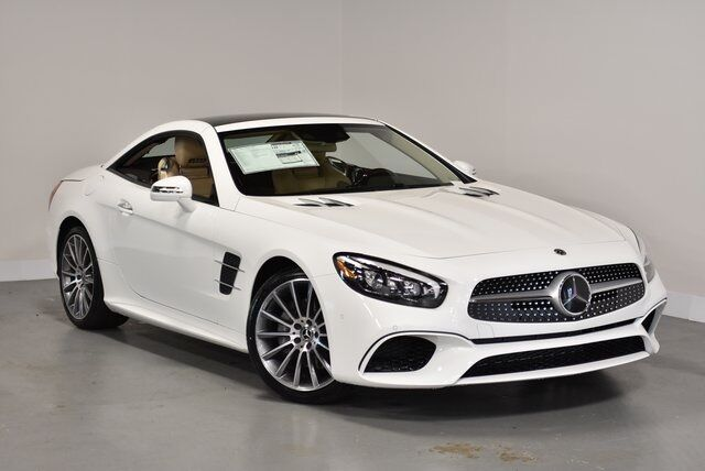 2020 Mercedes-Benz SL-Class SL 550 Roadster Seattle WA
