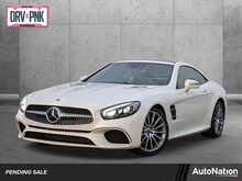 2020_Mercedes-Benz_SL_SL 550_ Houston TX