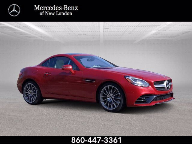 2020 Mercedes-Benz SLC 300 New London CT