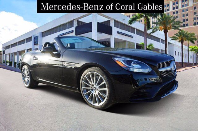 2020 Mercedes-Benz SLC 300 Roadster Coral Gables FL
