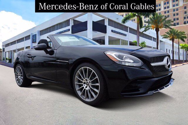 2020 Mercedes-Benz SLC 300 Roadster # LF169794 Coral Gables FL