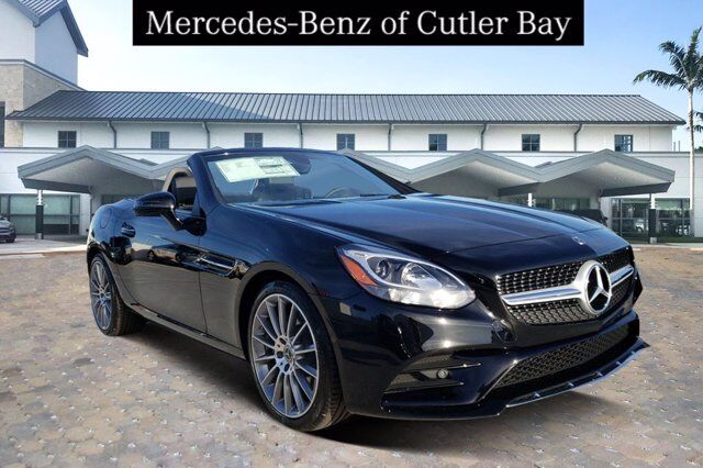 2020 Mercedes-Benz SLC 300 Roadster LF169417 Cutler Bay FL