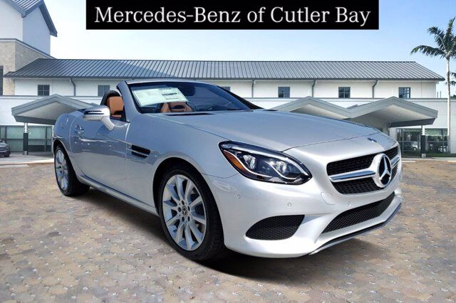 2020 Mercedes-Benz SLC 300 Roadster Cutler Bay FL