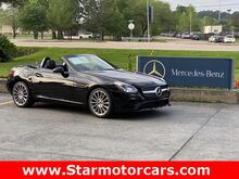 2020_Mercedes-Benz_SLC_300 Roadster_ Houston TX
