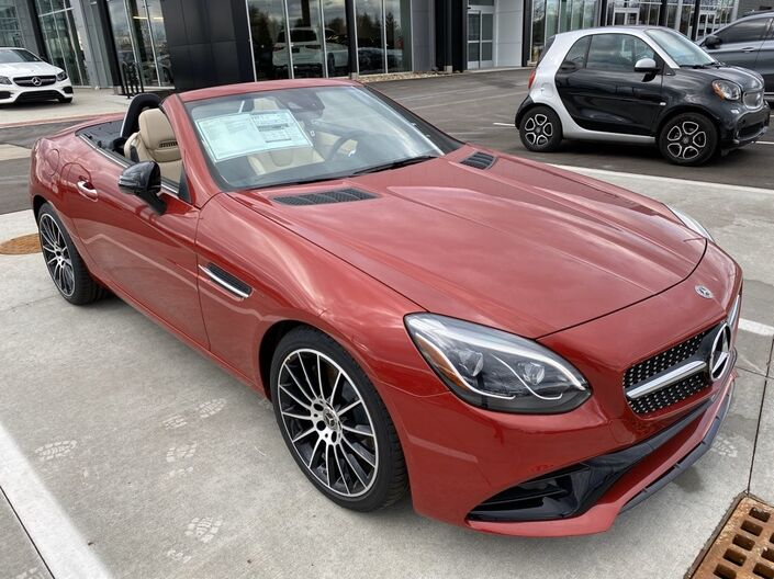 2020 Mercedes-Benz SLC 300 Roadster Indianapolis IN