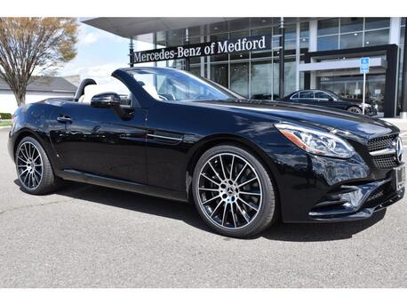 2020_Mercedes-Benz_SLC_300 Roadster_ Medford OR