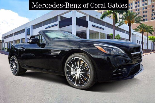 2020 Mercedes-Benz SLC AMG® 43 Roadster Coral Gables FL