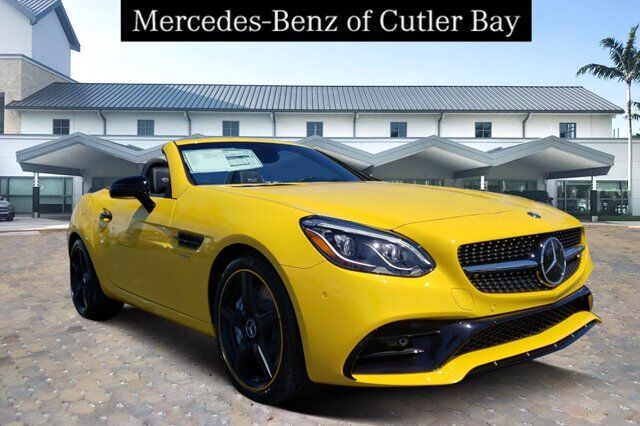 2020 Mercedes-Benz SLC AMG® 43 Roadster Cutler Bay FL
