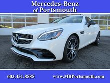 2020_Mercedes-Benz_SLC_AMG® 43 Roadster_ Greenland NH