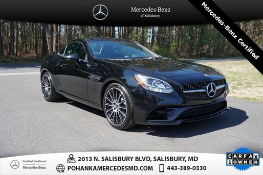 2020_Mercedes-Benz_SLC_SLC 300 ** Mercedes-Benz Certified Pre-Owned **_ Salisbury MD