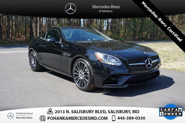2020 Mercedes-Benz SLC SLC 300 ** Mercedes-Benz Certified Pre-Owned ** Salisbury MD