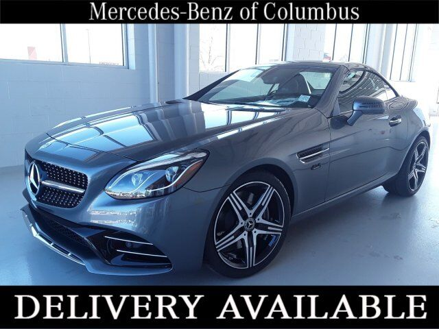 2020 Mercedes-Benz SLC 300 Selenite Grey Metallic Columbus GA