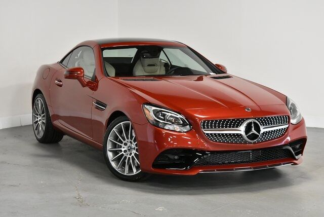 2020 Mercedes-Benz SLC SLC 300 Roadster Seattle WA