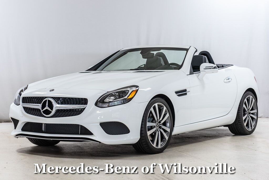 2020 Mercedes-Benz SLC SLC 300 Roadster Wilsonville OR