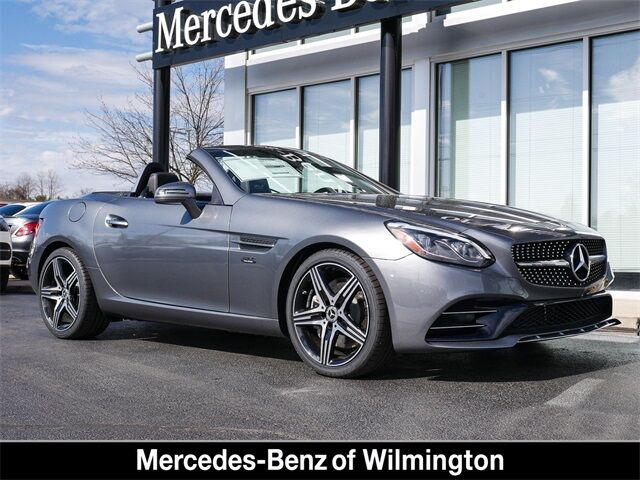 2020 Mercedes-Benz SLC SLC 300 Roadster Wilmington DE