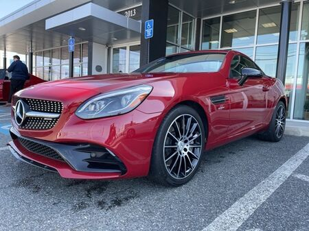 2020_Mercedes-Benz_SLC_SLC 43 AMG® Mercedes-Benz Certified Pre-Owned_ Salisbury MD