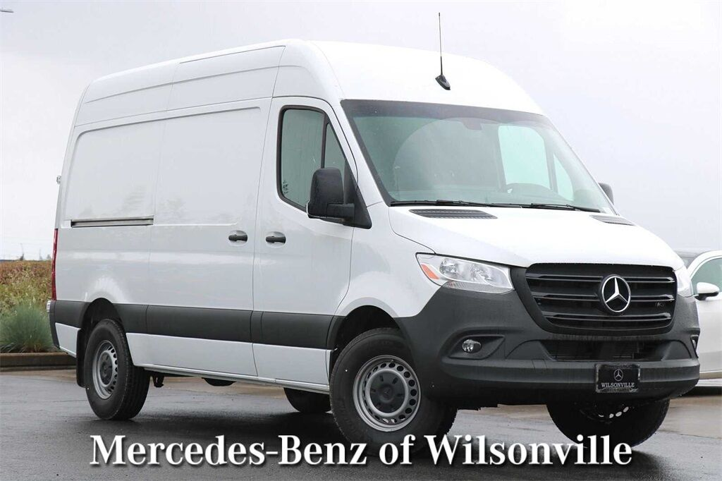 2020 Mercedes-Benz Sprinter Wilsonville OR