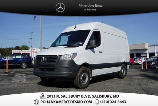 2020_Mercedes-Benz_Sprinter 1500_Cargo Van 144 in. WB_ Salisbury MD