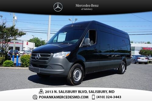 2020_Mercedes-Benz_Sprinter 2500_High Roof_ Salisbury MD