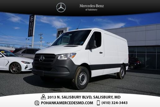 2020_Mercedes-Benz_Sprinter 2500__ Salisbury MD
